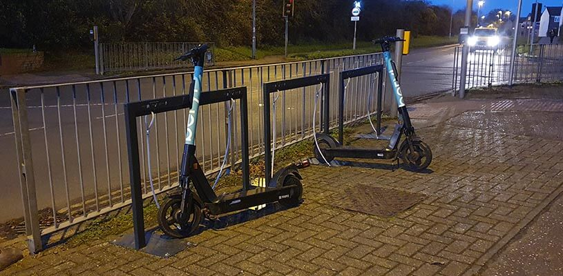 Beryl e-Scooters rolled out across Norwich