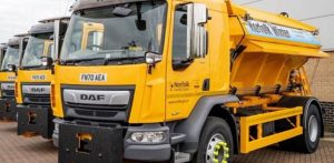 Search for names as seven new high-tech gritters prepare to keep Norfolk's roads safe this winter